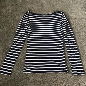 Women's GAP long sleeve blouse